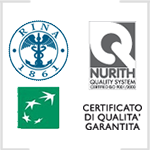 logocert certificazione nurith
