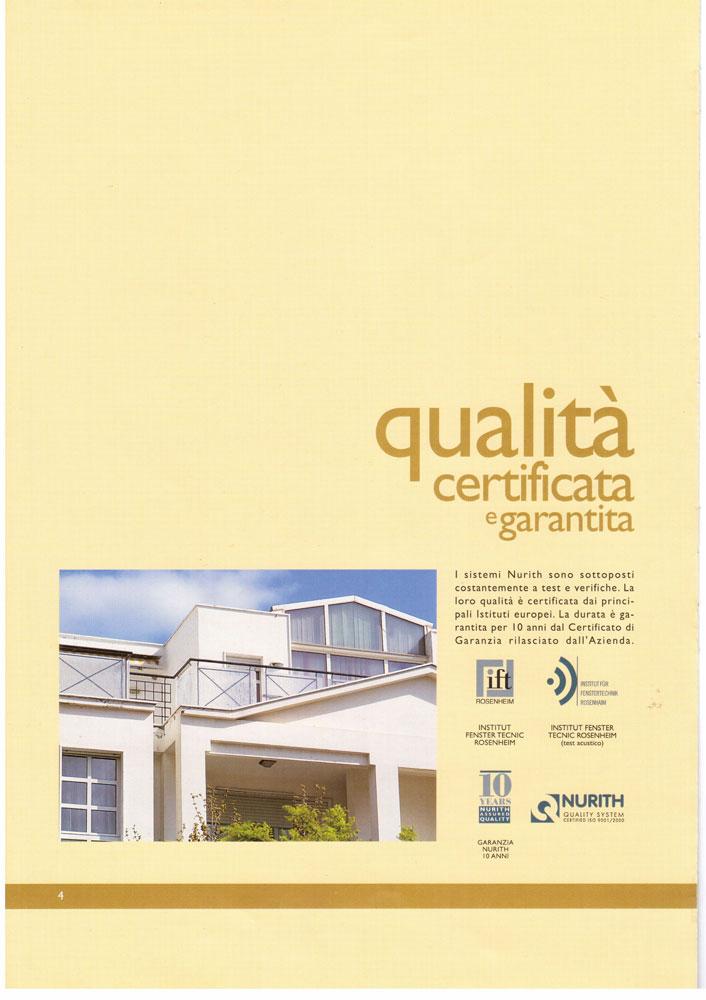 nurith Realizzazione per edilizia privata villa