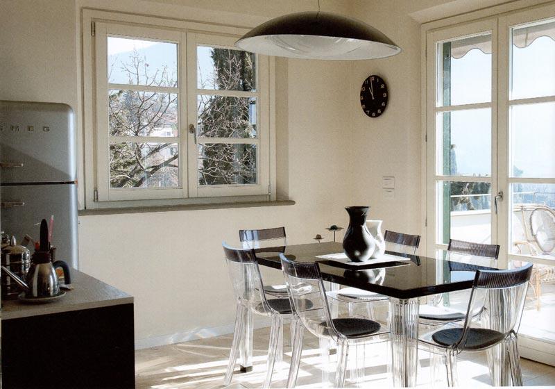 Serramenti in legno e legno alluminio mdb portas milano - Porta finestra in inglese ...