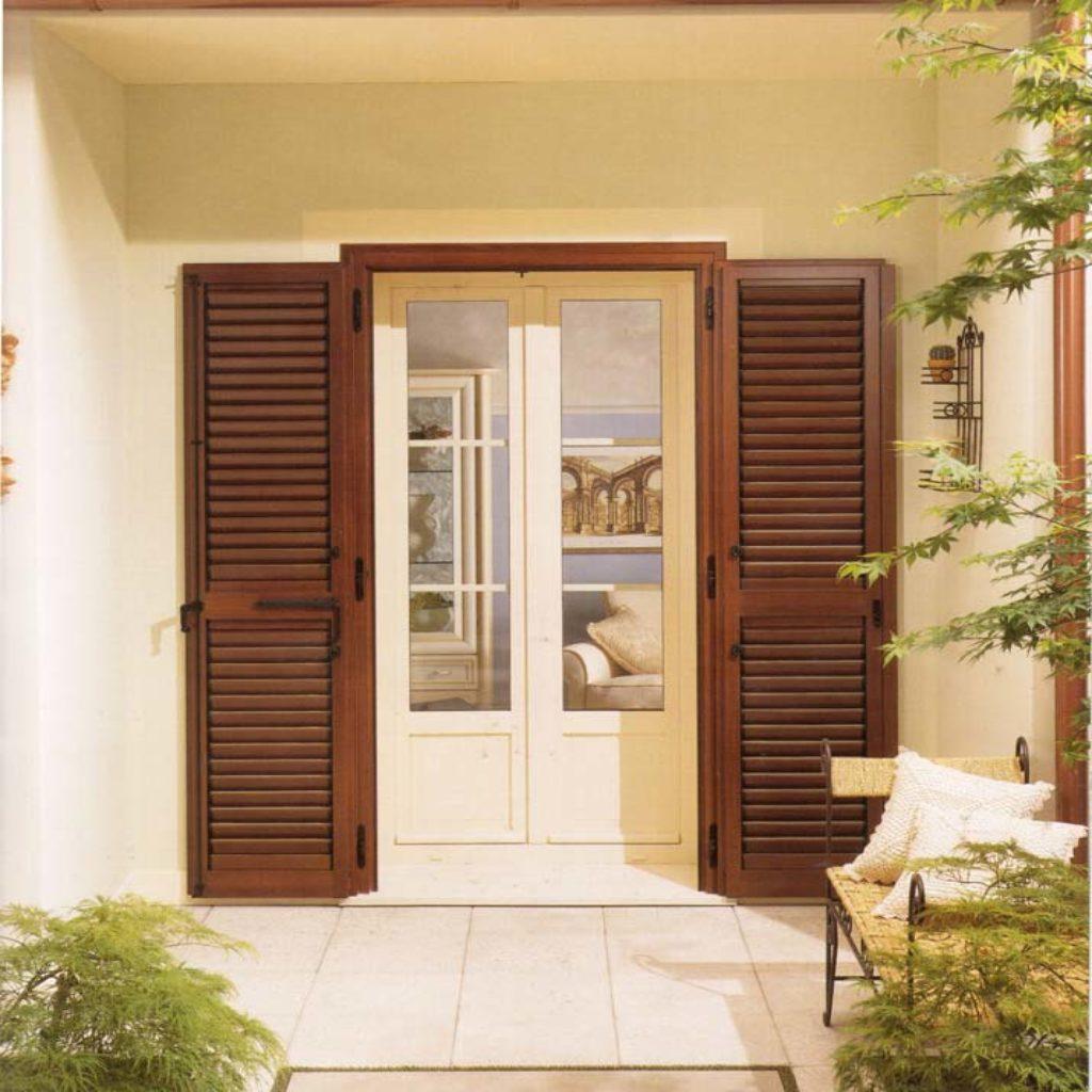 Porta finestra in pvc bianco mdb portas nurith milano for Porta finestra pvc