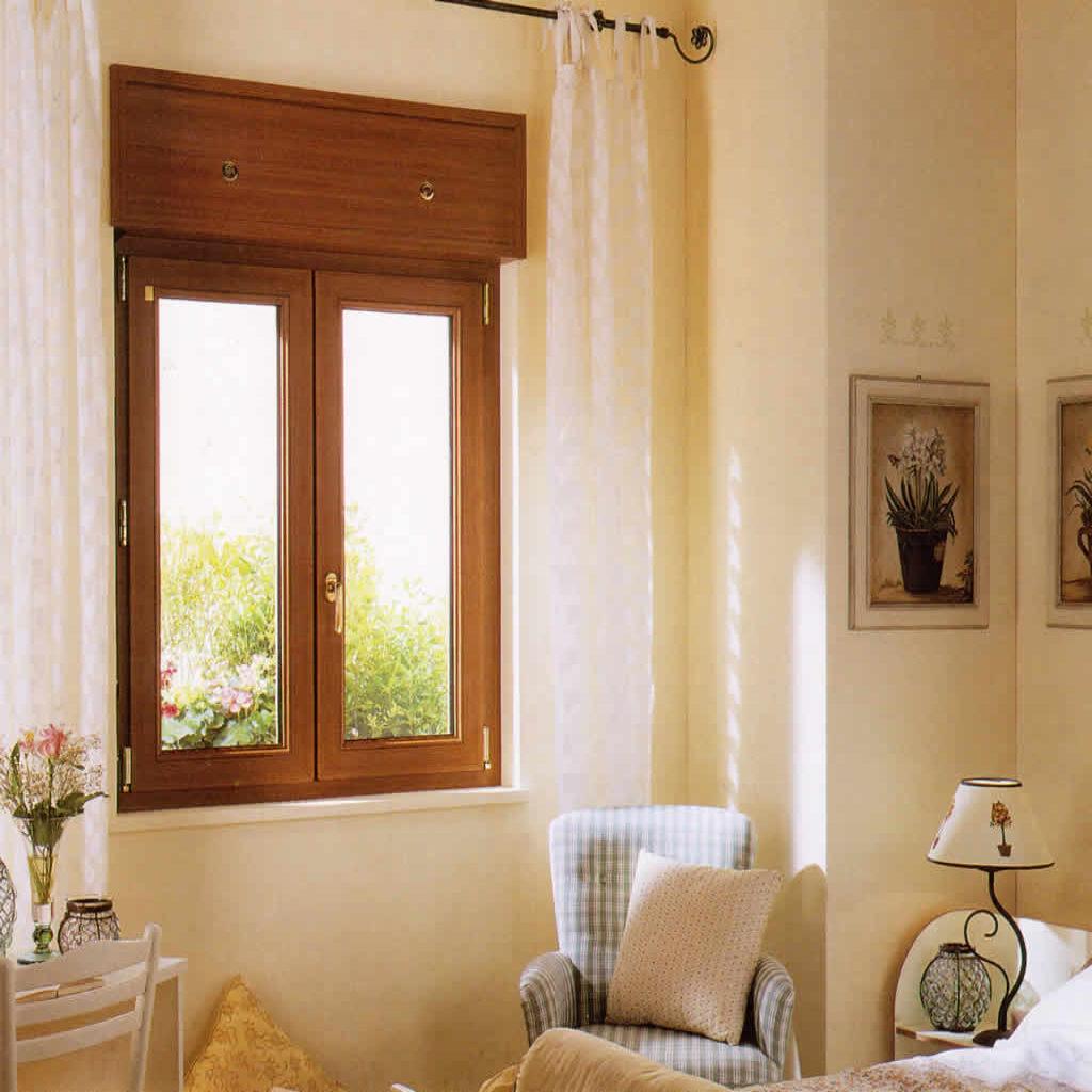 Serramenti in pvc tinta legno arese milano mdb portas nurith for Finestre pvc usate