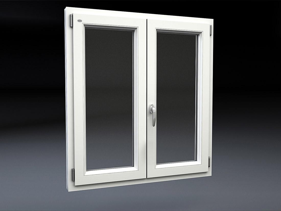 finestra Nurith Domus a battente ante NEW