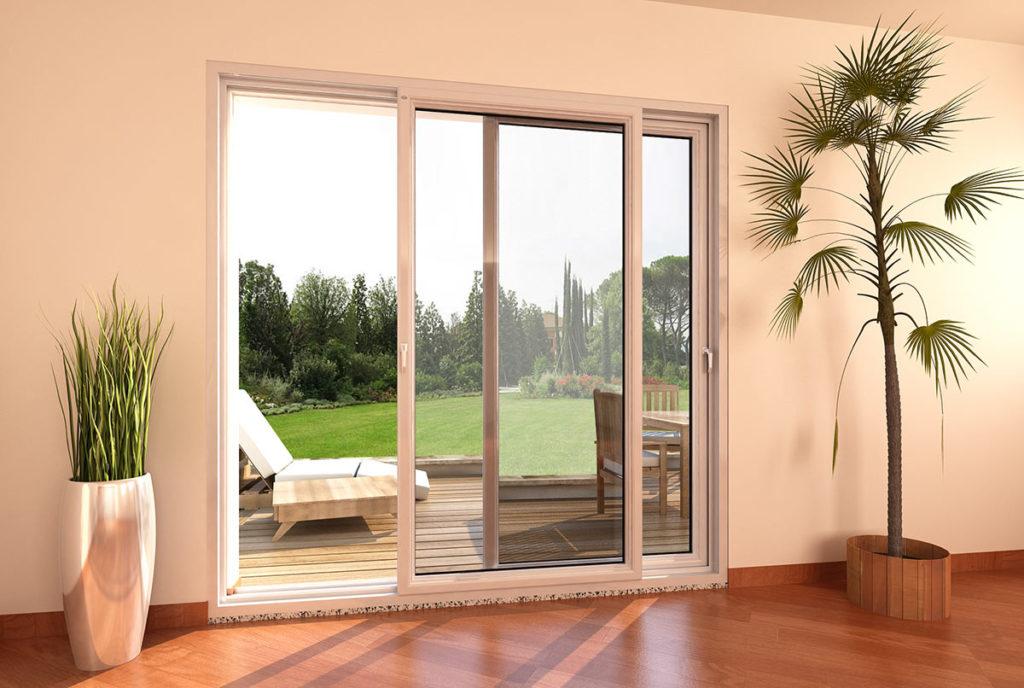 Prezzi porte in pvc free stunning porte da esterno prezzi - Quanto costa una porta finestra ...
