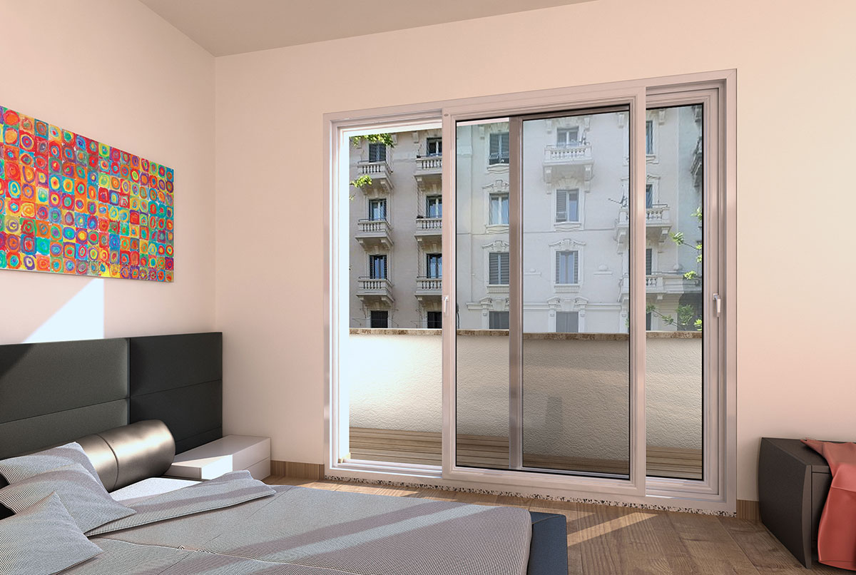 Serramenti in pvc di qualit dai pi valore alla tua casa - Porta finestra misure ...
