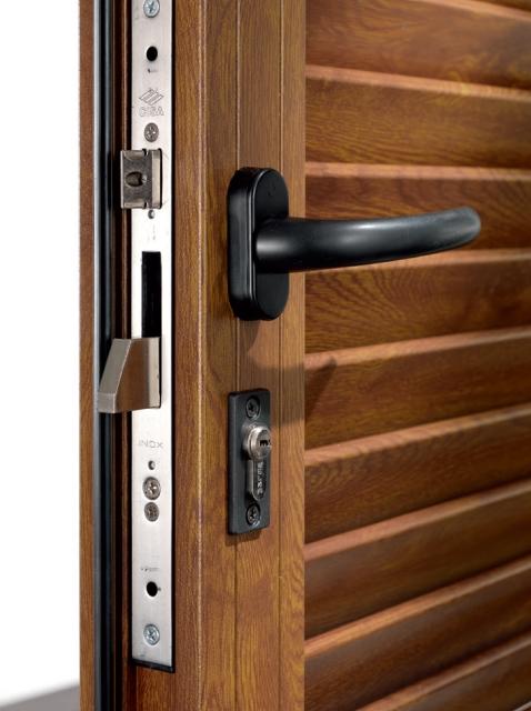 Mlight particolare serratura