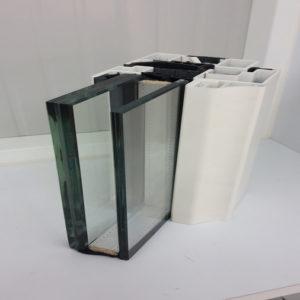 Vetro anti sfondamento blindato con camera daria