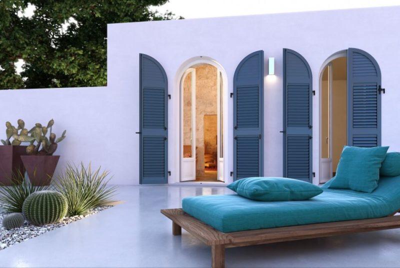 finestre nurith infissi e persiane ad arco
