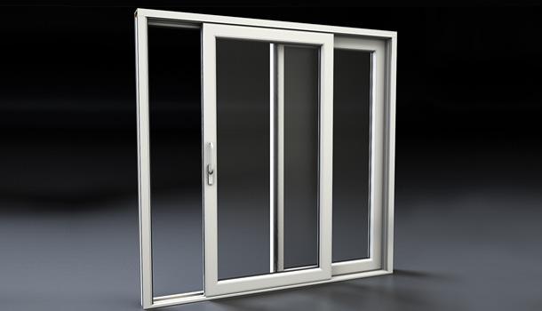 Porte finestre finestra in pvc persiana blindata e kit allarm in villa a garbagnate mi - Finestre nurith opinioni ...