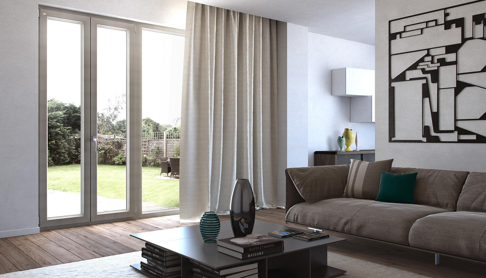 Montaggio finestre in pvc for Pvc infissi prezzi