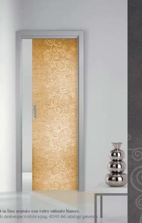 Porte interne in legno, in vetro, scorrevoli a Milano Monza - MDB ...