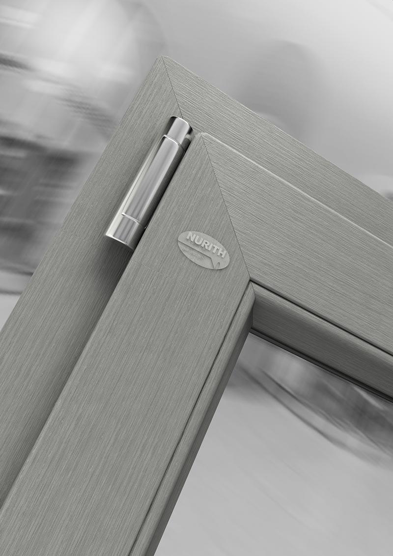 Serramenti in legno e legno alluminio mdb portas milano for Infissi pvc legno