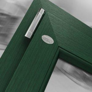 D29 colore verde classico - linea Domus