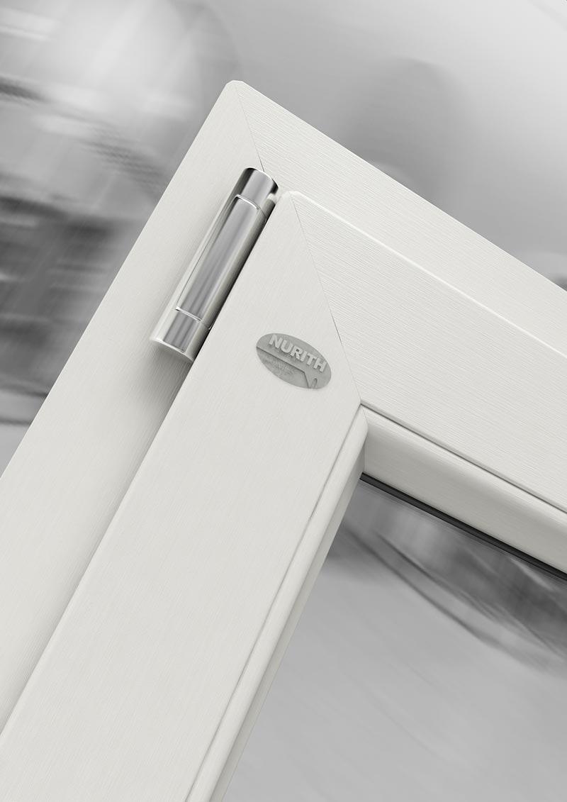 D39 colore bianco classico - linea Domus