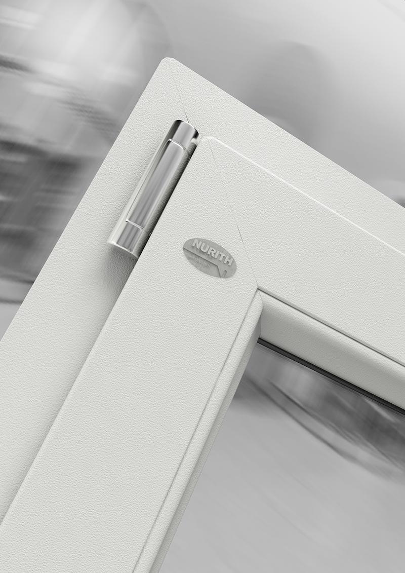 D58 colore bianco satin - linea Domus