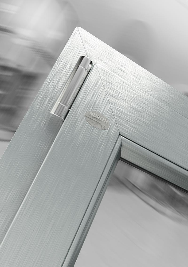 Persiane in alluminio colori for Infissi in pvc bianco effetto legno