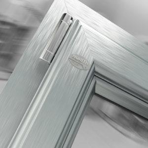 D69 effetto alluminio spazzolato - linea Pr1ma